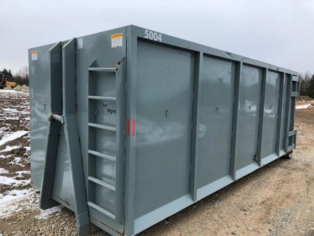 40 cubic yard bin