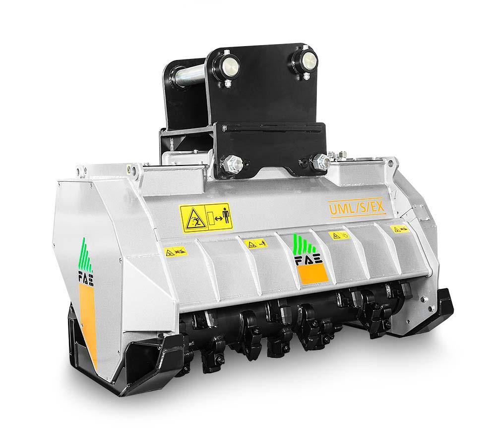 FAE ULM/S/EX/VT Excavator Mulcher
