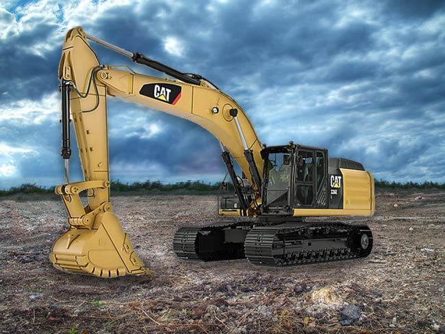 CAT 336EL Excavator