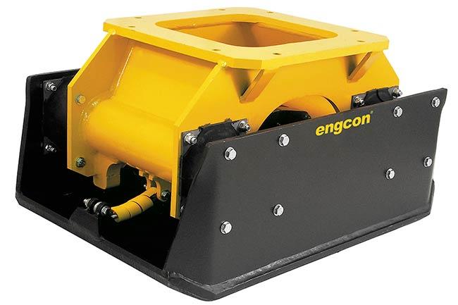 Engcon pp350 Compactor