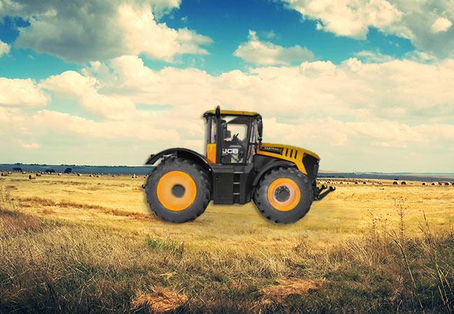 JCB Fastrac 8330 Tractor