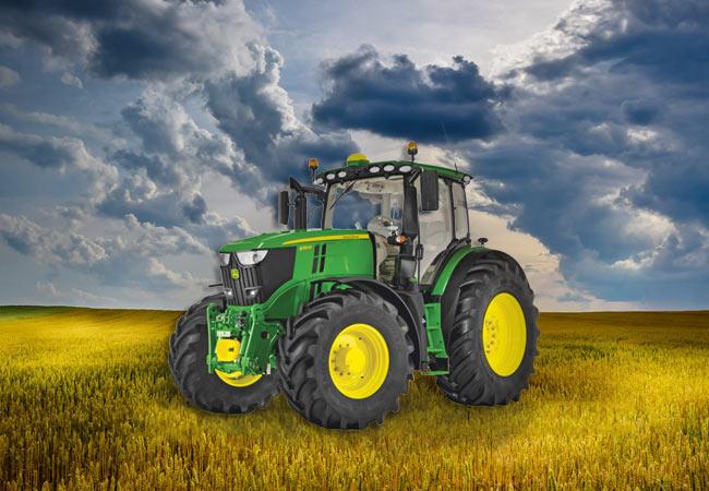 John Deere 6250R Tractor