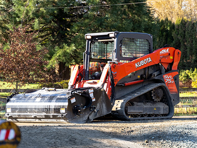 Kubota 75-2 SVL Tracked Loader