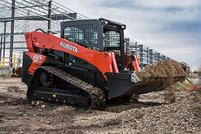 Kubota SVL95 2S Tracked Loader